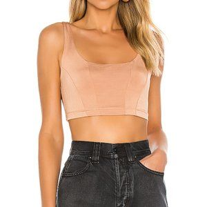 NWT Free People Be Cool Brami Pink Clay